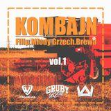 KOMBAJN vol. 1 by Gruby Groove - Filip|Młody Grzech|Brewa
