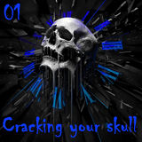 Cracking Your Skull 01 mixed by Rosko