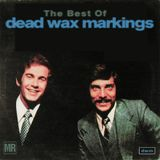"dead wax markings Radioshow #37 ""The Best Of"" (sep 2012)"