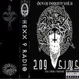 DEN OV Iniquity II 209 SINS + James Aelien set witchtapes on hexx9radio1-23-2k19