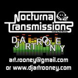 Nocturnal Transmissions 018 Mixshow set mixed by Art Rooney. For booking or to add Nocturnal Transmi
