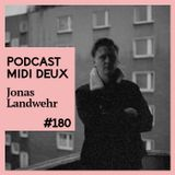 Podcast #180 - Jonas Landwehr