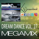 DREAM DANCE VOL 27 MEGAMIX GREENBEAT