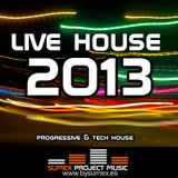 SuMeX Project Music - live house 2013