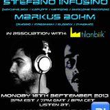 The Future Underground Show With Markus Bohm