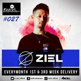Axcell Radio Episode 027 - DJ ZIEL
