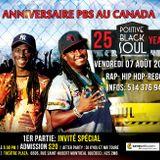 August 3, 2015 - Entrevue avec DUGGY TEE & AWADI de Positive Black Soul (Sénégal)