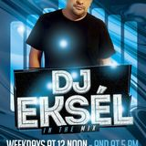 DJ EkSeL - Weekend Pari Mix (Reggeaton Set) 6/9/17