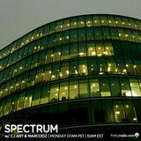CJ Art - Spectrum ep. o87 (01.12.2014) on FriskyRadio