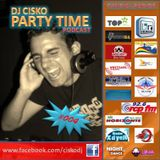 DJ Cisko Party Time 40 especial Carnaval 2013