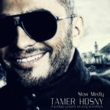 Tamer Hosny - Slow Medly l Dj BaSSeM