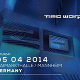 Adam Beyer - Live @ Time Warp 2014 (Mannheim, Germany) - 05.04.2014