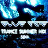 DJ Blue Fire - Summer Trance Mix 2011