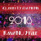 4Clubbers Hit Mix Top Year 2018 - Raw CD2