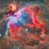 Orbiting Nebula