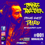 DANCE ALL TOGETHER RADIO SHOW #001 Special Guest : TAÏRO & Blues Party Sound 16.09.2013