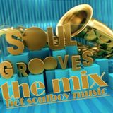 soulgrooves the mix