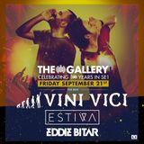 Vini Vici & Estiva & Eddie Bitar - Ministry of Sound, London. Friday (21 Sep 2018)