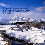 Werner Niedermeier_Winter's Coming 2014 DJ Mix