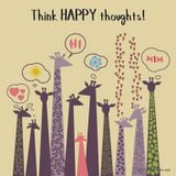 auralBRAINFOOD - Think Happy Thoughts