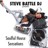 STEVE BATTLE DJ presents Soulful House Sensations 4
