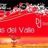 Lucas del Valle Live @ Coca Cola Music Experience (Playa grande Mdq) 27.1.13