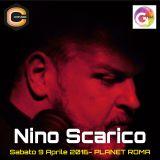 Nino Scarico -GIAM- PLANET ROMA 09 04 16- CONFUSION ROMA