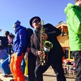 Salva x RB Sax (live) @O'PADCHA terrace - Avoriaz | winter 2016