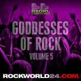 Goddesses Of Rock - Volume 5