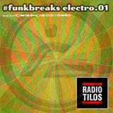 MustBeat show @ Tilos Radio FM90.3 | #funkbreaks electro.01 | 2018.dec.08 .