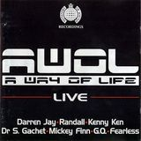 A.W.O.L. at Ministry of Sound '95 - Darren Jay - Randall - Kenny Ken - Dr. S Gachet - Mickey Finn