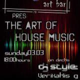 The art of House music// Promo set
