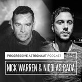 Nick Warren & Nicolas Rada - Progressive Astronaut Podcast 042 - (22.06.2018)