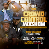 TRAP, MASHUP, URBAN MIX - MARCH 15, 2019 - 100.1 THE BEAT - FRIDAY NIGHT - CROWD CONTROL MIX SHOW