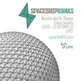 SPACESHIP 93 MAX on WEB RADIO LIFE892.COM / LIVE SHOW #2