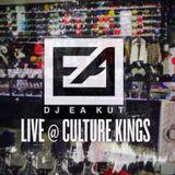 THROWBACK THURSDAY @ CULTURE KINGS - JAN 2016 - DJ EA KUT
