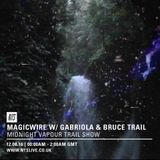 Magicwire w/ Gabriola & Bruce Trail - 12th August 2016