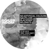 No Artificial Colours - Set @ Boiler Room [02.13]