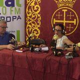 Arahal al día de radio (24/05/2017-Maratón) Entrevista a Antonio Barrera.