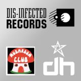 Dis-Infected Records March 2015 Radio Show