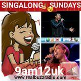 SINGALONG SUNDAYS REGGAE RNB SHOW