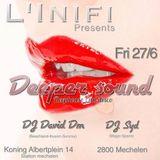 dj David Dm @ L'Infini - Deeper Sound  27-06-2014