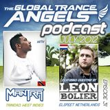 The Global Trance Angels Podcast EP 31 with Dj Mantra Ft. Leon Bolier Guestmix [Netherlands]