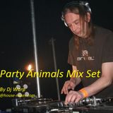 Party Animals. Mix Set by Dj Warp