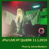 JPW Live at Qwerk in Manchester at Sub 101 - 11.1.2019