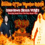 Simon Wright Of DIO DISCIPLES with DThunder of Sounds Of The Warrior Spirits
