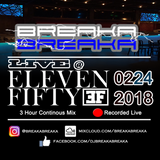 Live @ElevenFifty 2/24/2018