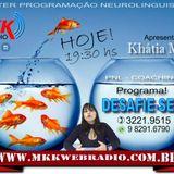 Programa Desafie-se 02/11/2016 - Khátia Mieri e Sam Maia