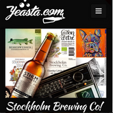 Yeasta Radio 95.3fm - Stockholm Brewing Co. 2015-06-01
