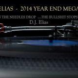DJ Elias - 2014 YEAR END MEGAMIX
